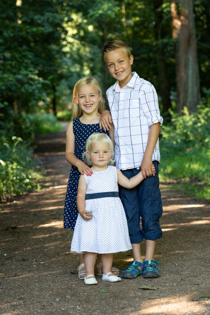 Gezins en familie fotograaf maar ook kinderfotograaf in Spijkenisse en regio Rotterdam