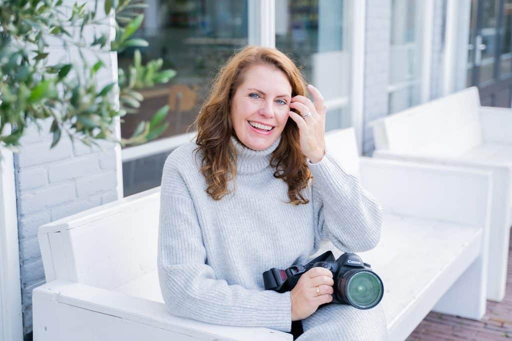 Kindvriendelijke fotograaf Yvonne Muller van Eye Flash
